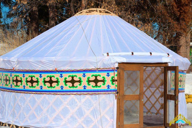 Kazakh-yurt
