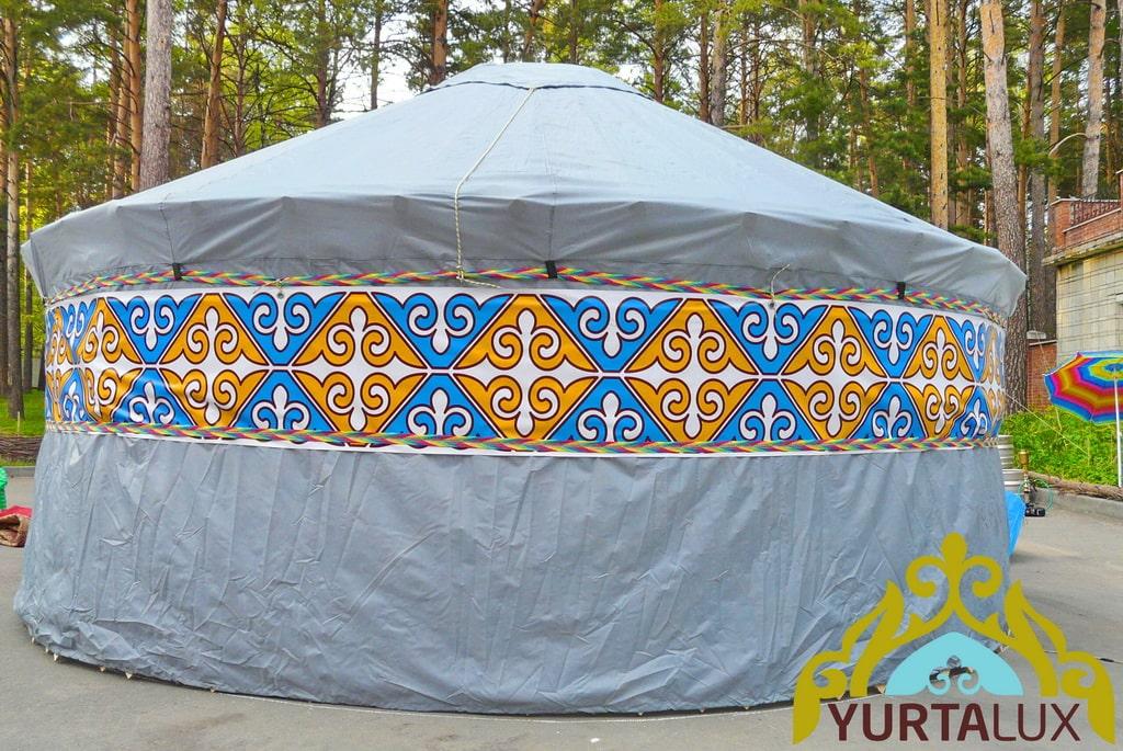 монглоьские юрты